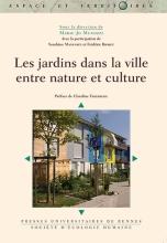 Les jardins dans la ville...ici une petite présentation de la publication.